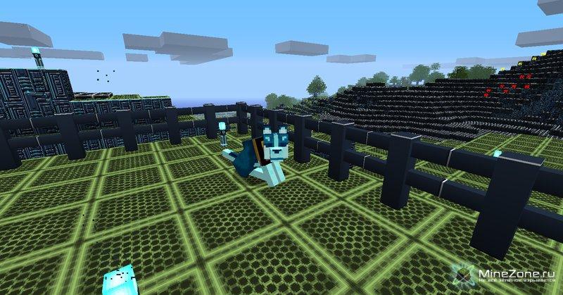 текстуры для minecraft трон:
