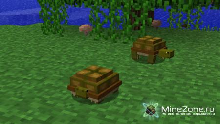 [1.2.5] [SMP/SSP] Mo' Creatures - v3.6.2