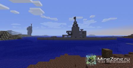 Fallout 2... Ядерная война... Теперь в Minecraft!
