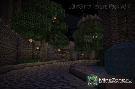 JohnSmith Texture Pack V8.4 (32x) [1.0]