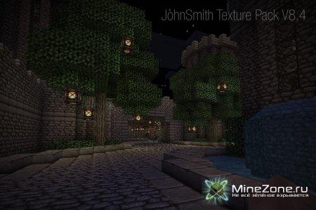 JohnSmith Texture Pack V8.4 (32x) [1.0]