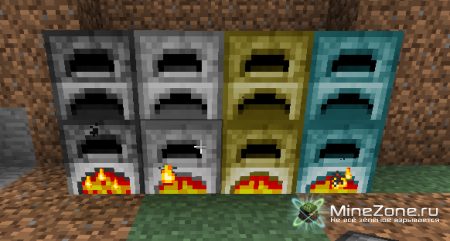 [1.0.0] Upgraded Furnaces (Добавлен файл для скачки :) )