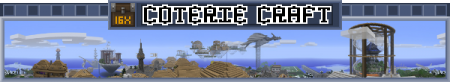 [16x] [MC1.0] Coterie Craft [v2.3]