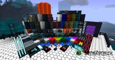 [64x64][1.0.0] Tron Texture Pack!