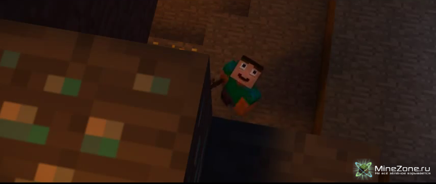 Minecraft...смысл?!
