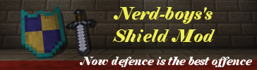 [1.1.0] Nerd-boy's Shield Mod 1.2.0