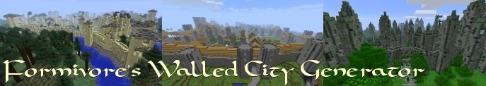 [1.2.5] [SMP,SSP] Formivore's Mods - City, Wall & Road Generators v2.4.0