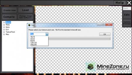 TextureCraft v1.0b