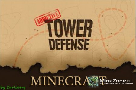 Tower Defense in Minecraft