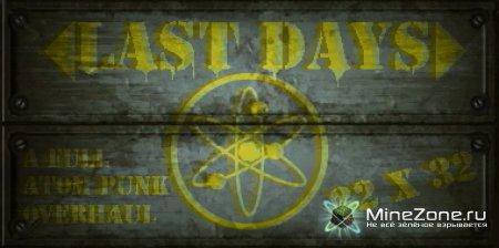[32x]Last Days