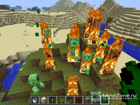 [1.1] Daylight Burns Creepers