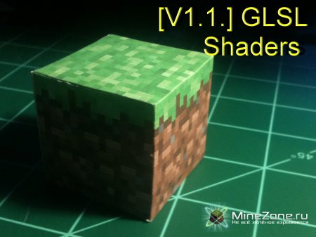 [V1.2.5.] GLSL Shaders (DoF, Bump Mapping, Waving Wheat, Dynamic Shadows, and More!)