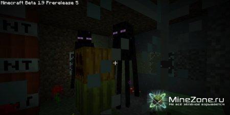 [1.1] Endermen Don't Pick Up Blocks Mod (Singleplayer & Multiplayer)