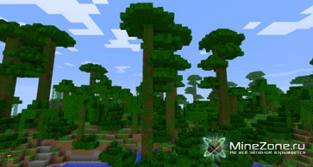 Minecraft Update - Snapshot 12w03a - Джунгли и новый AI мобов!
