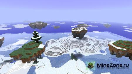 [1.1.] Areus' Mods - Floating Islands
