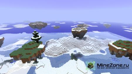 [1.1.] Areus' Mods - Floating Islands