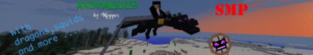 [1.2.4] Animal Bikes v1.11.1 [SSP][SMP] (added Iron Golem)