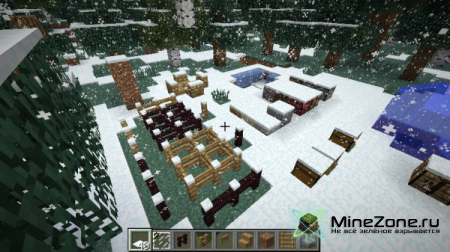 [1.1.0] Advanced Winter Mod [SMP]