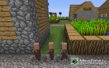 Minecraft Snapshot 12w07b *Обновлено*