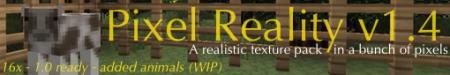 [1.2.2] [16x] Pixel Reality v1.4.5