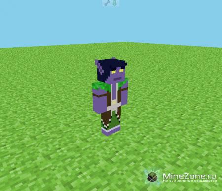 WoW скины (Minecraft)
