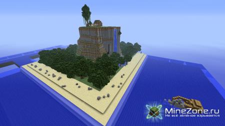 Музыка моря 2 - Выжить на острове.