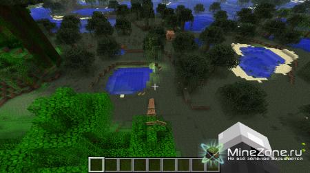 Мир Minecraft [пролог]