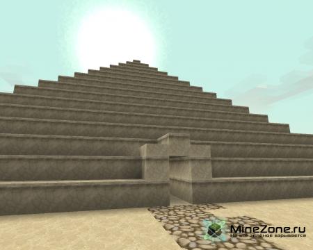 [1.2.3] Забытые места- Тайна пирамиды