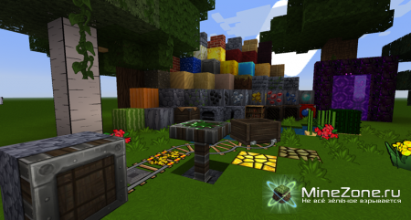 [1.7.x] [64x & 128x] Minecraft 4Kids Revived