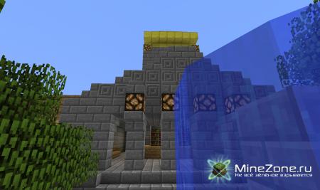 [1.2.4] Небольшой Таун Холл в деревне