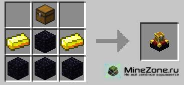 "1.2.5 SSP/SMP EXP chest (v1.7) "" MineZone - Не всё зелёное взрывается"