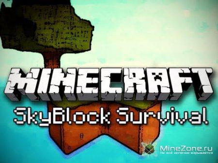 Выживание на SkyBlock (by Zhenya_zombie) 4 часть