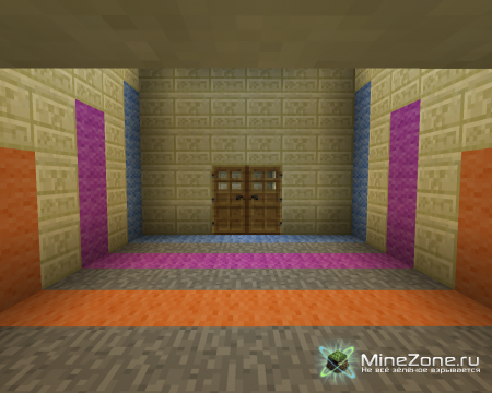 Treasure maze