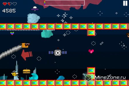 Nyan Cat Adventure [1.0] [ipa/iPhone/iPod Touch/iPad]