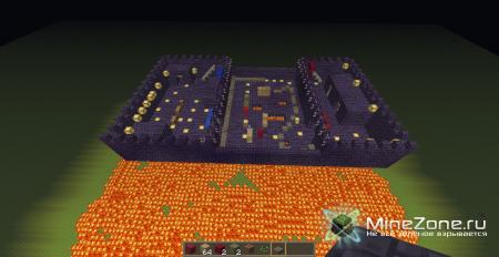 Замок - сражения для 4 - 16 человек