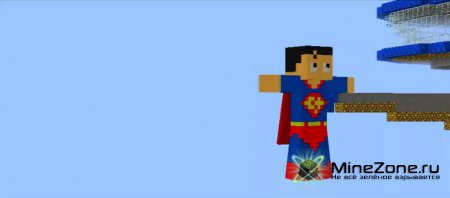 Superman - Minecraft