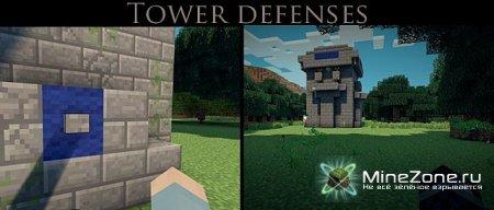 Minecraft Dota