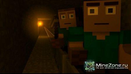 Minecraft: Приключения Стива - О Великий Нотч (Эпизод 2) | HD