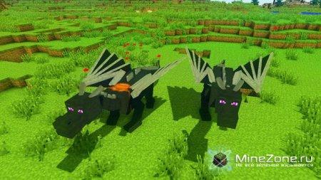 [1.3.2] Dragon Mounts 0.9