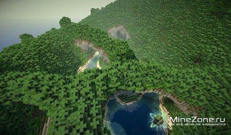 [1.2.5] Forestical Island