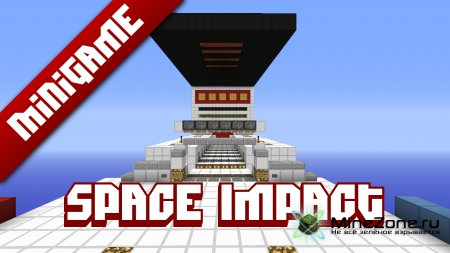 [codecrafted] Space Impact IN Minecraft