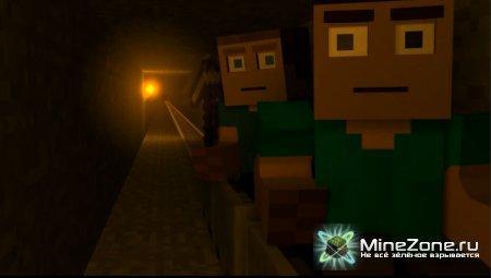 Приключения Стива эпизод третий - Железный голем