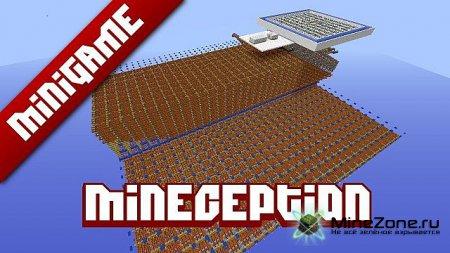[codecrafted] Minecraft Mini Game: Mineception