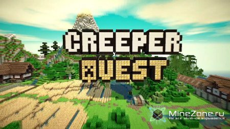 Creeper Quest