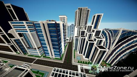 [1.2.5] [128x,256x] Urbancraft v1.6.1