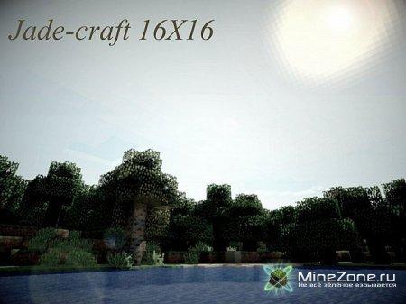 [1.2.5 - 12w19a] [16x] JadeCraft