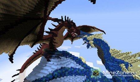 Dragons Merceron And Perinthus