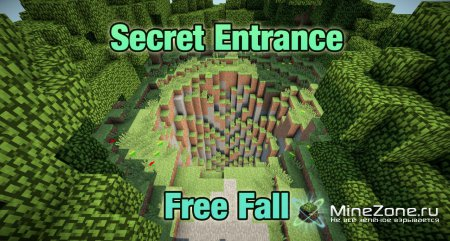 Secret Entrance: Free Fall