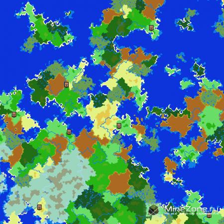 [v2.0.29] AMIDST - Strongholds, Village, Biome, Ect. Finder
