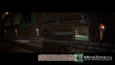 [1.2.5] [16x] LordTrilobite's NorseCraft v1.9